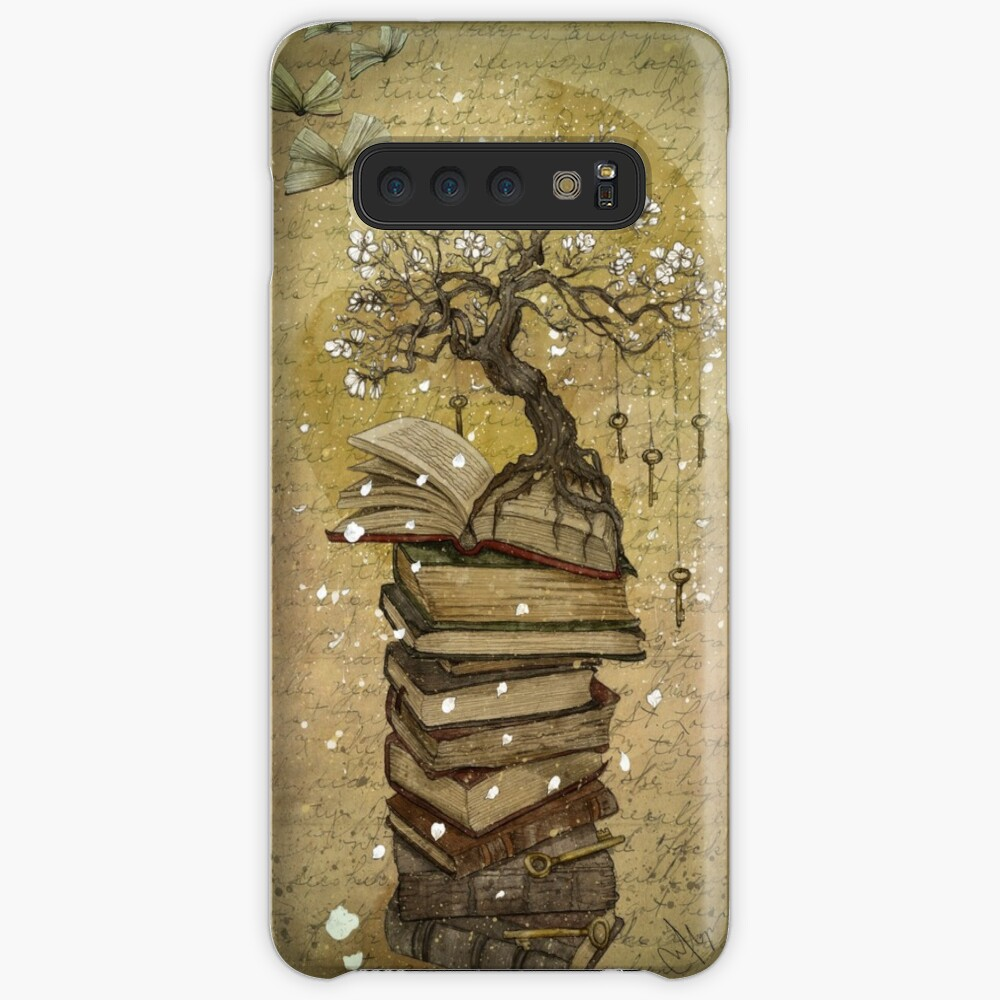 Knowledge is the key Case & Skin for Samsung Galaxy