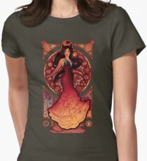 Fire is Catching Women's Fitted T-Shirt