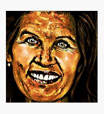 Meet Michelle Bachman Photographic Print