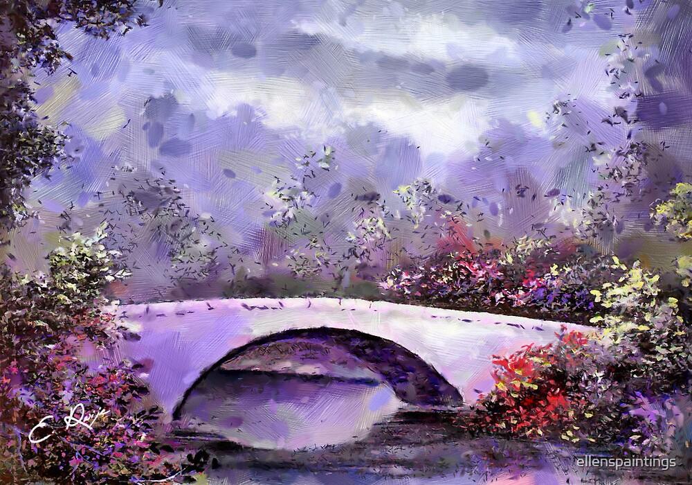 The Bridge by ellenspaintings