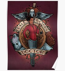 The Doctor's Doctor Poster