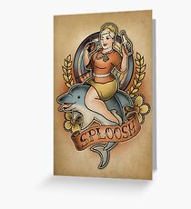 Sploosh! Greeting Card
