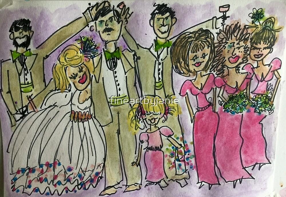 Wedding Day by fineartbyjanie