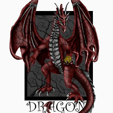 dragon by fitztown