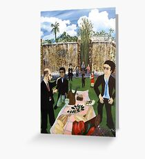 Corporate Lunch Greeting Card