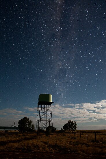 Tower to the Stars by Peter Doré