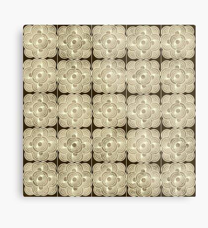 Pattern 19 Metal Print