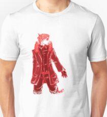 John Watson - Red - No Text Unisex T-Shirt