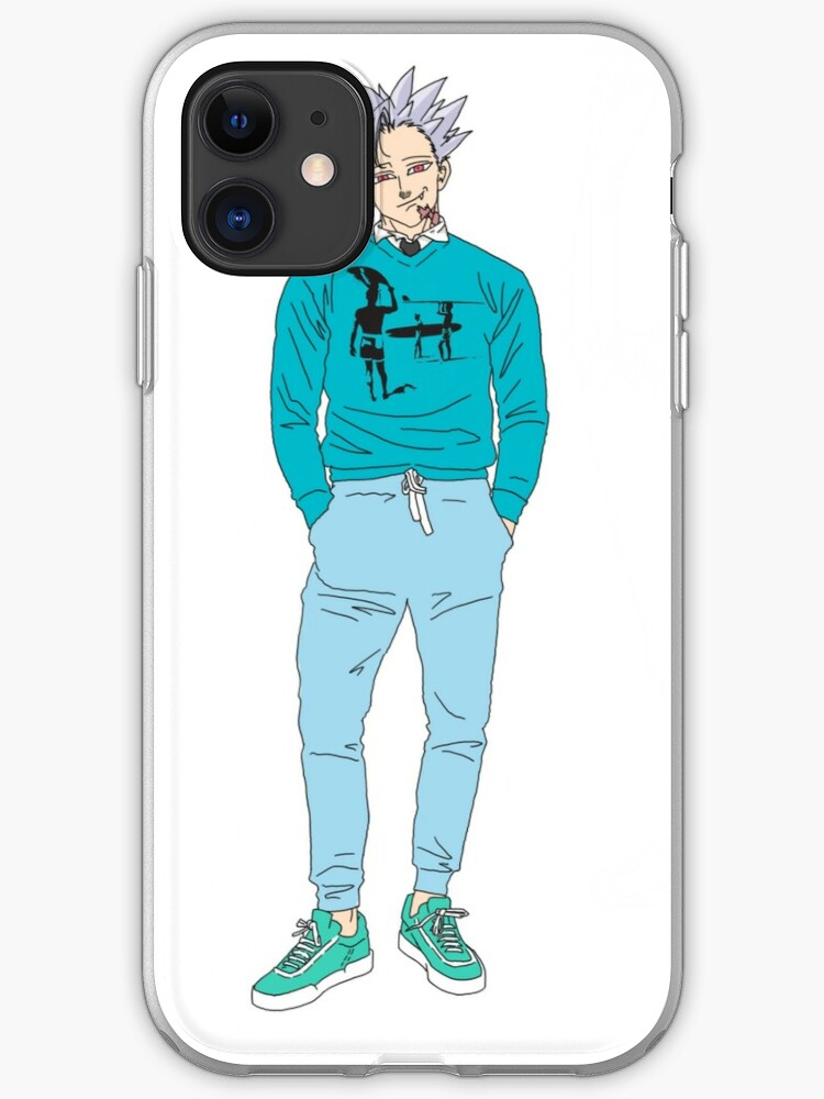 cover iphone 11 ban seven deadly sins