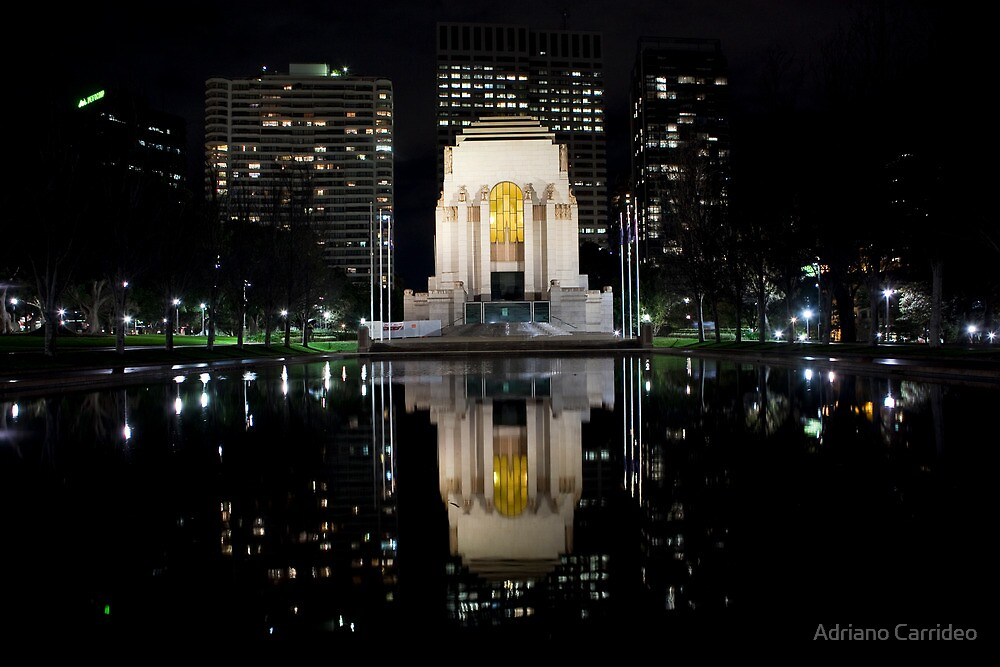 Memorial reflections by Adriano Carrideo
