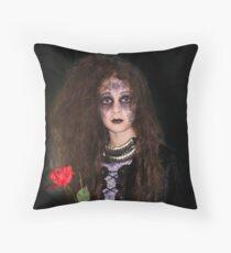 Daina Rose Throw Pillow
