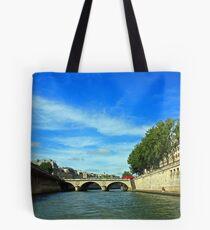 River Cruise Tote Bag