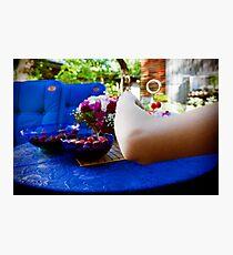 Summer, Set, Hand. Photographic Print