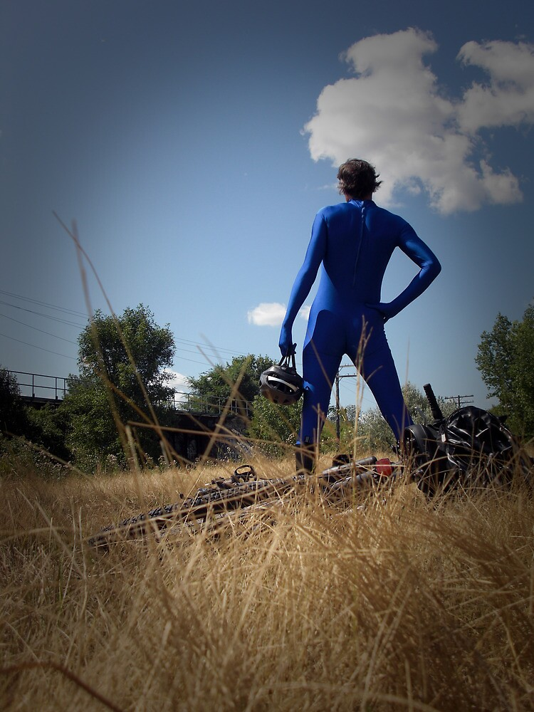 Blue Solitary Set II Pic 09 by mdkgraphics