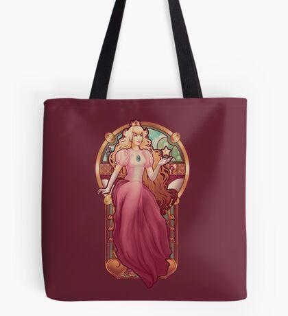 Princess Toadstool Nouveau Tote Bag