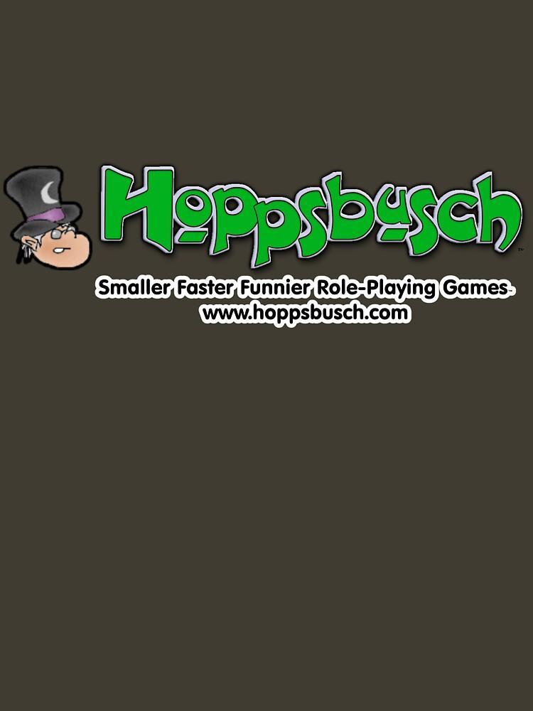 Gereko Hoppsbusch - Our Hero by rangleme