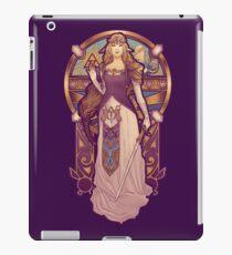 Hylian Nouveau iPad Case/Skin