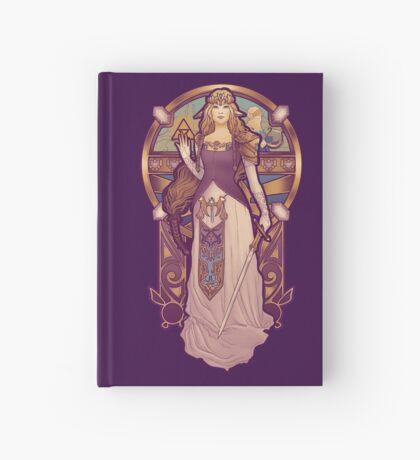 Hylian Nouveau Hardcover Journal