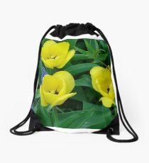 Buttercups Drawstring Bag