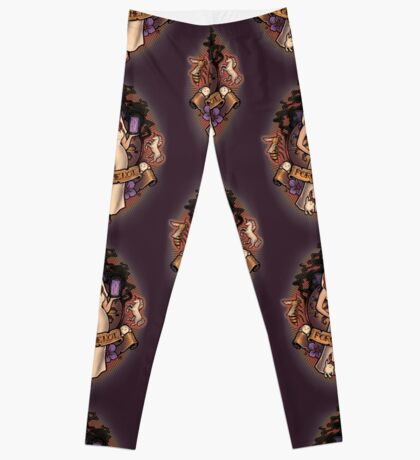 Forget Me Not Leggings