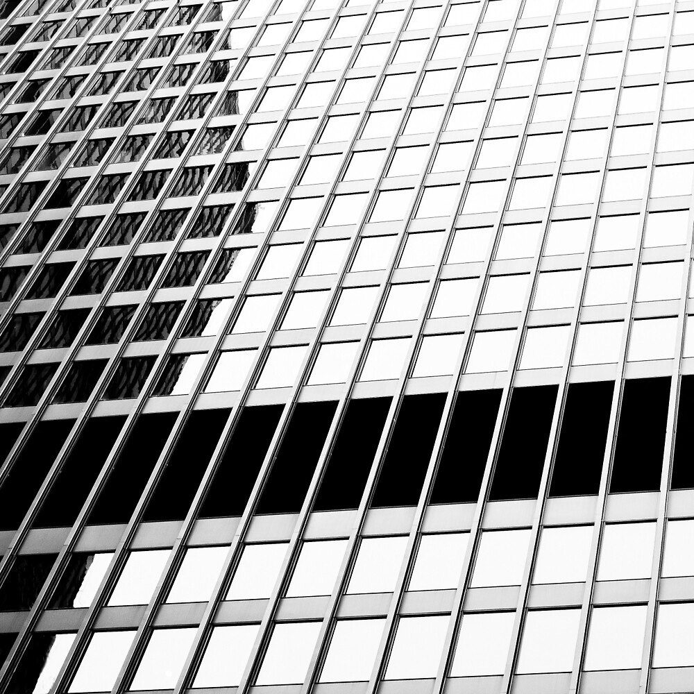 urban abstract lines 4 by carlrittenhouse