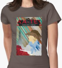 Your Ka-tet needs you! Women's Fitted T-Shirt
