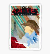 Your Ka-tet needs you! Sticker