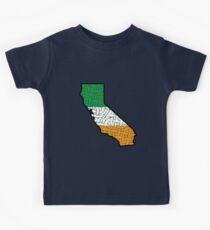 Irish Cali (with Knotting) Kids Clothes