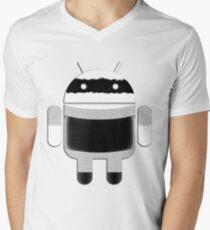 Priss DROID Men's V-Neck T-Shirt