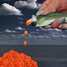 Red Caviar by Igor Zenin