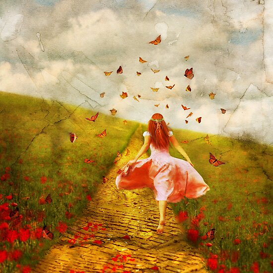 Her Yellow Brick Road by Aimee Stewart