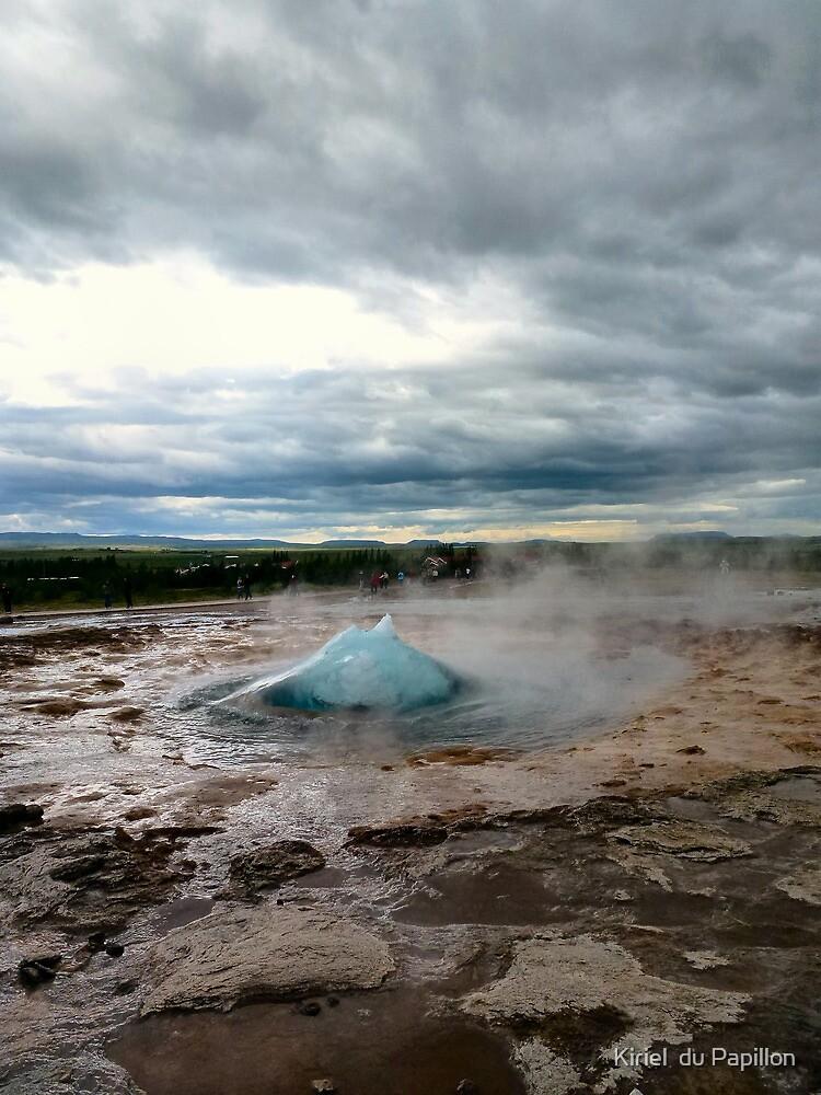 The breathing earth by Kiriel