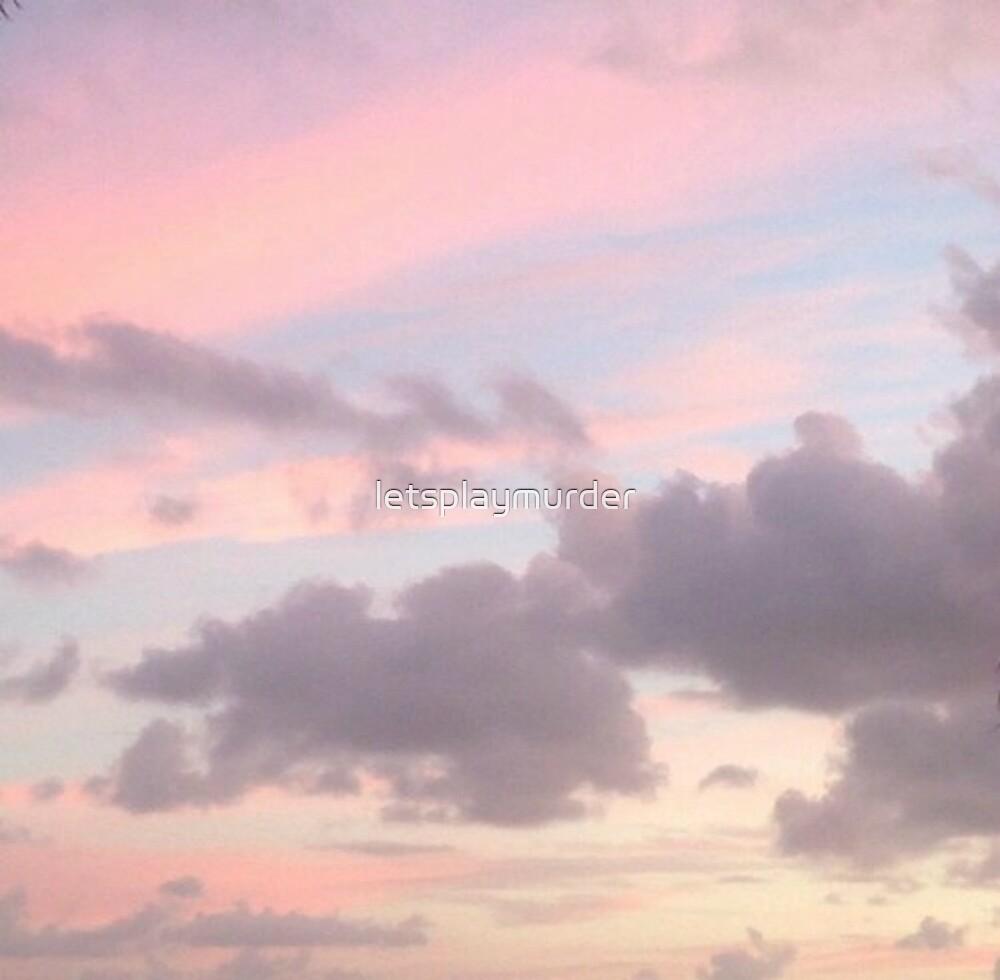 clouds by letsplaymurder