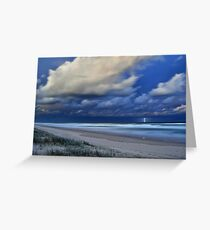 A Perfect Storm Greeting Card