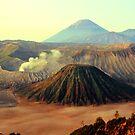 Mount Bromo by Dean Bailey