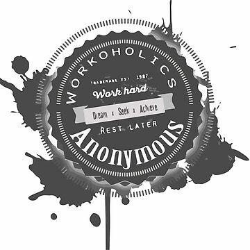 Workoholics Anonymous by CaughtIN