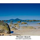 Mission Beach by Ron  Wilson