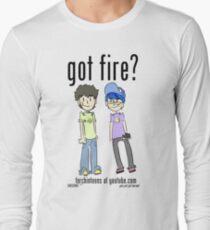 (Official) TorchinTeens Long Sleeve T-Shirt
