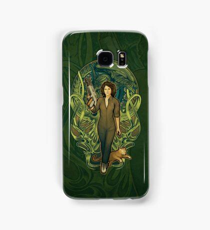 Come On, Cat Samsung Galaxy Case/Skin