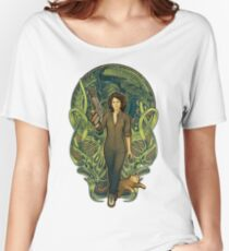 Come On, Cat Women's Relaxed Fit T-Shirt