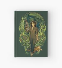 Come On, Cat Hardcover Journal