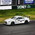 GTR R35 by MIGHTY TEMPLE IMAGES