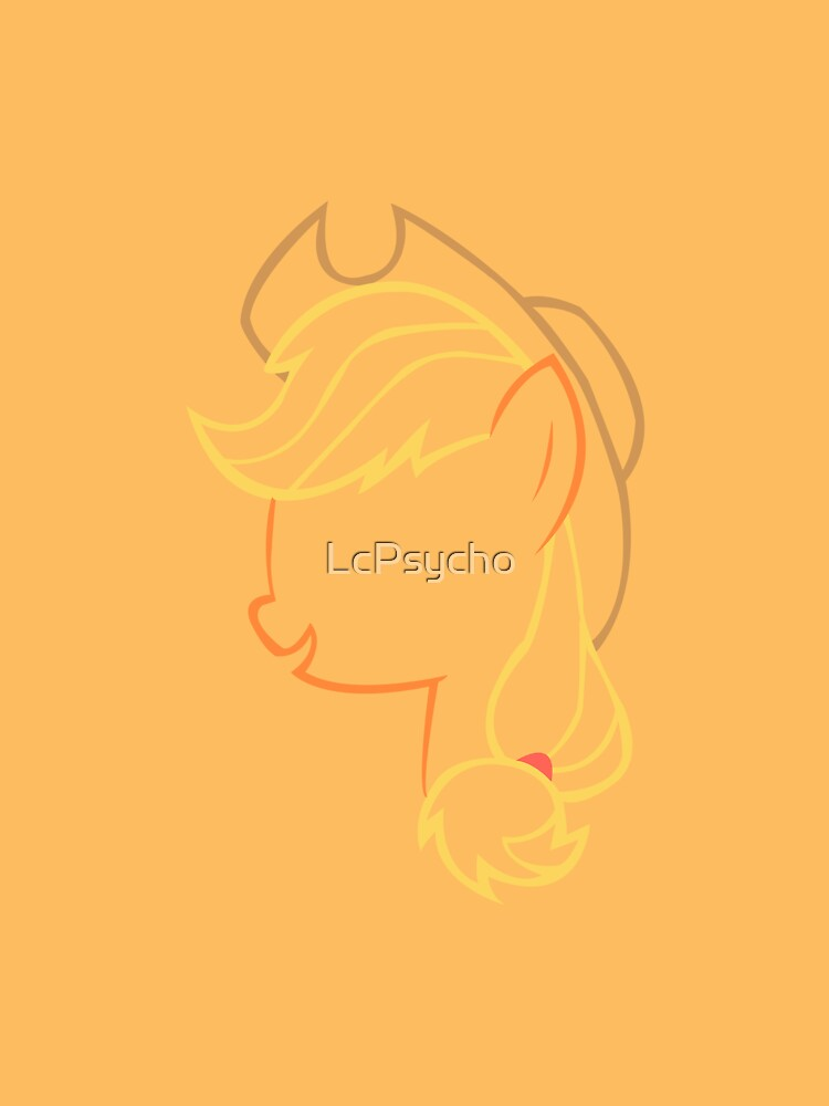 Applejack Outline  by LcPsycho