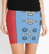 skateboarding kit Mini Skirt