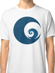 Golden Ratio Cutout Circles Classic T-Shirt