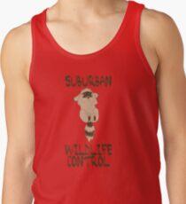 Suburban Wildlife Control Baby Raccoon Tank Top