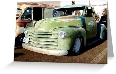 Rust Bros. Trucks by Daniel Sawyer