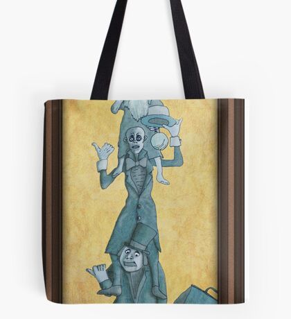 Quick Hitchers Tote Bag