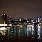 Brooklyn Bridge, New York by dury