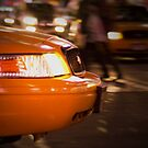 New York Cab Taxi by dury